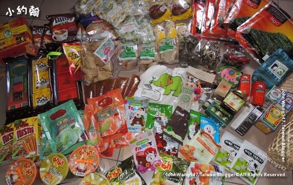 泰國必買101件商品列表2