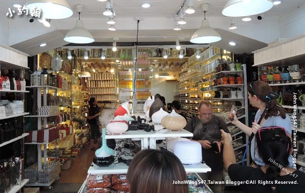 泰國曼谷恰圖恰精油香氛商品店