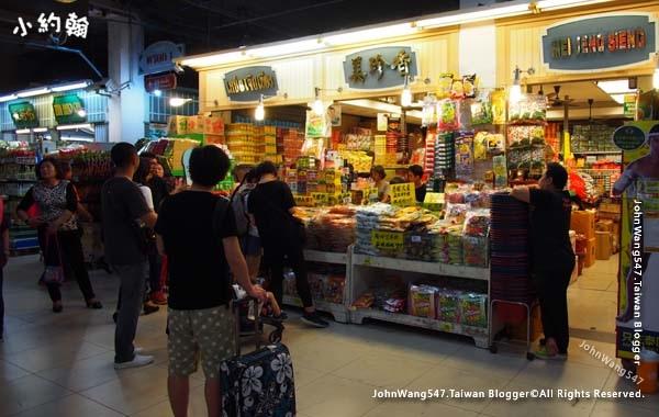 曼谷Asiatique美珍香伴手禮專賣店
