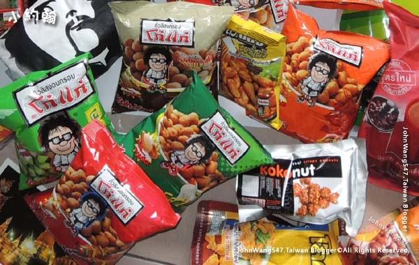 泰國必買Koh-Kae大哥花生豆
