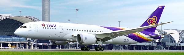 Thai Airways Boeing787