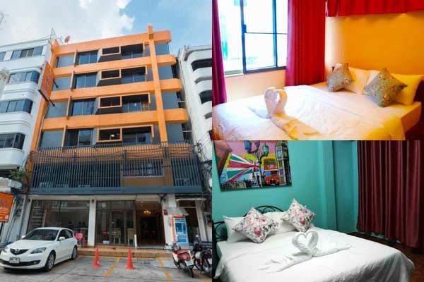 De Sky Sukhumvit Ekkamai hotel bkk.jpg