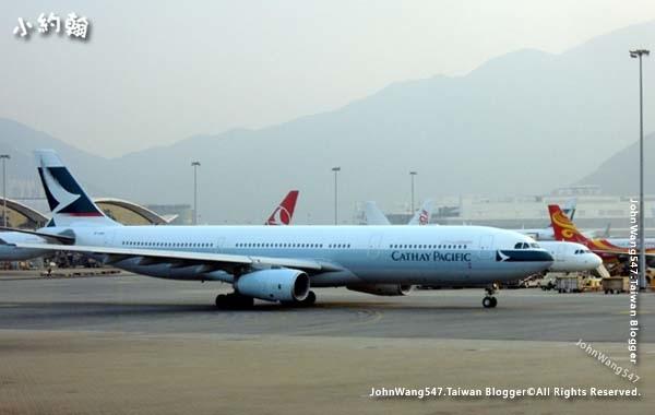 國泰航空(Cathay Pacific)飛機