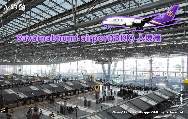 Suvarnabhumi airport(BKK)
