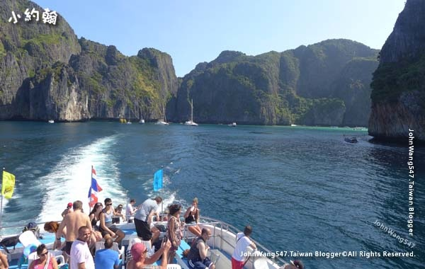 PP島瑪雅灣關閉Maya Bay Thailand.jpg