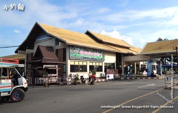 Sukhothai Bus Terminal1