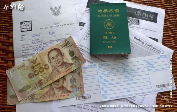 Thailand Visa on Arrival