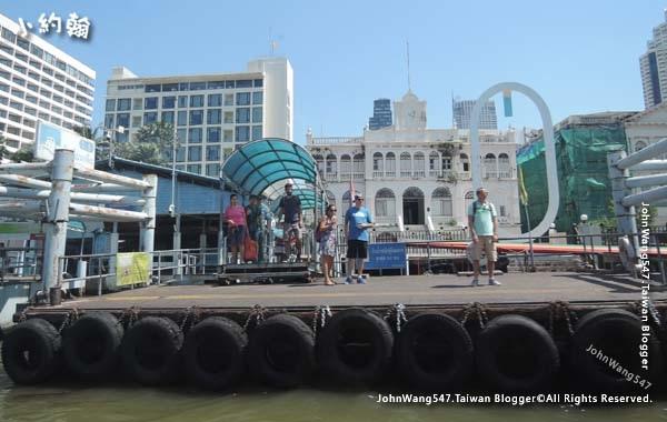 曼谷N1.Oriental東方碼頭