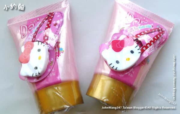 泰國平價乳液送Hello Kitty髮夾