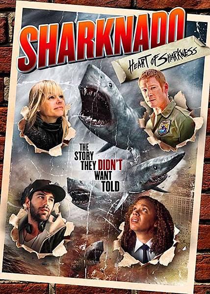 Sharknado 2015 Heart of Sharkness