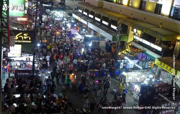 泰國考山路夜市Khao San Road
