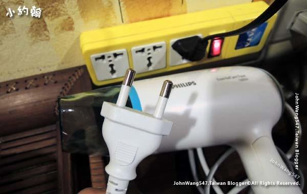 泰國電壓220伏特插座與插頭