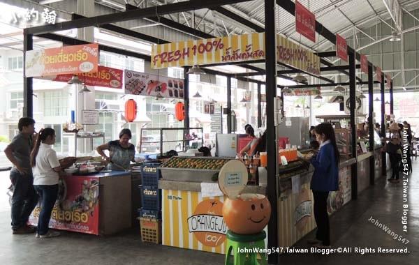 Kad Welcome Food court Kad Farang Village4.jpg