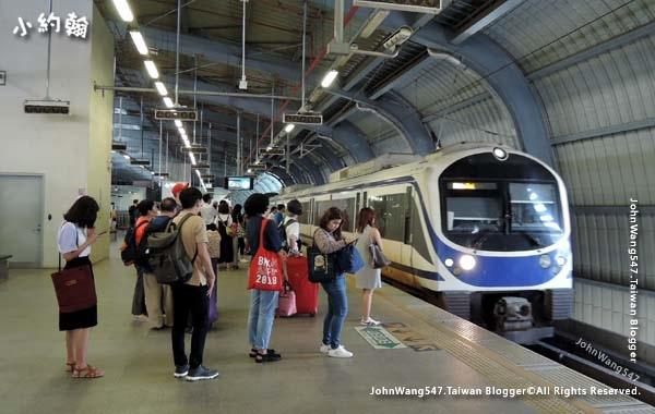 曼谷B機場捷運快線回Suvarnabhumi Airport蘇凡納布機場