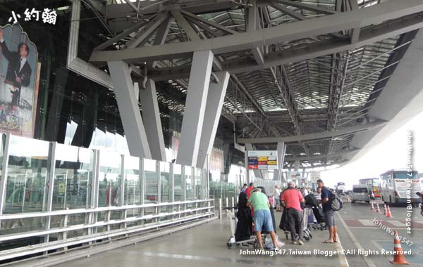 曼谷BKK機場(Suvarnabhumi Airport蘇凡納布機場)2.jpg