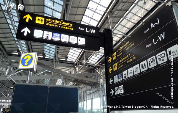 曼谷BKK機場(Suvarnabhumi Airport蘇凡納布機場)3.jpg