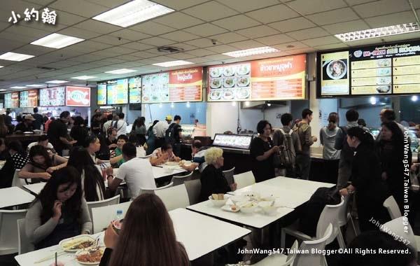 曼谷BKK機場觀景台Magic Food美食街.jpg