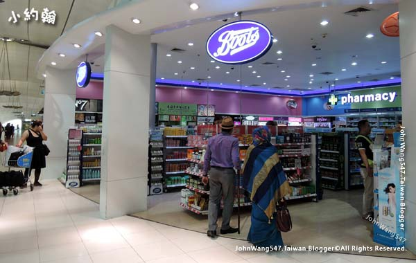 Suvarnabhumi Airport Boots.jpg