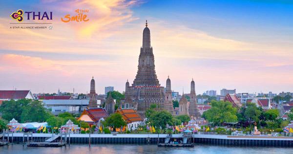 泰航曼谷來回機票早鳥專案
