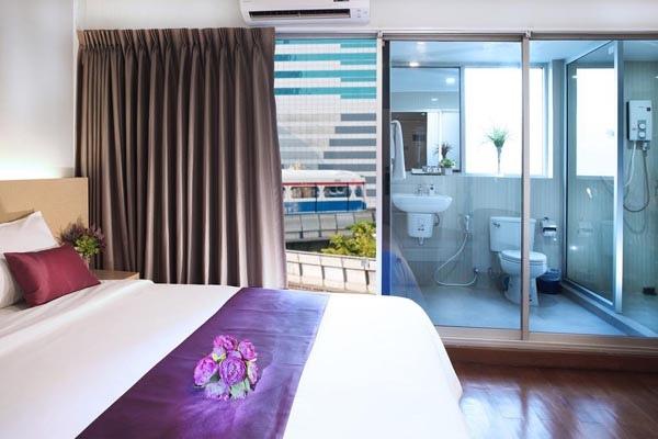 The Step Sathon Bangkok Hotel rooom3.jpg