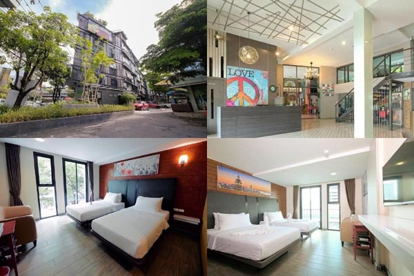BBHouse Khlongtan Hotel Bangkok1