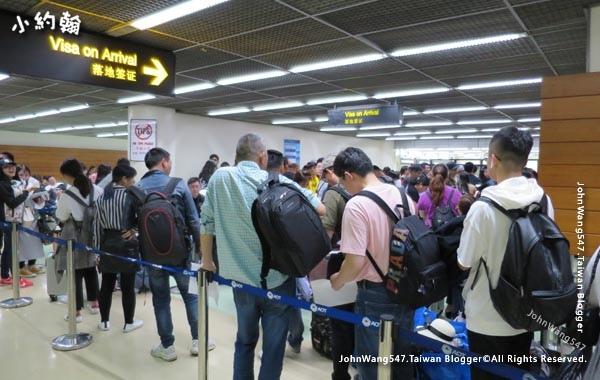 DMK廊曼機場落地簽證Visa on Arrival3.jpg