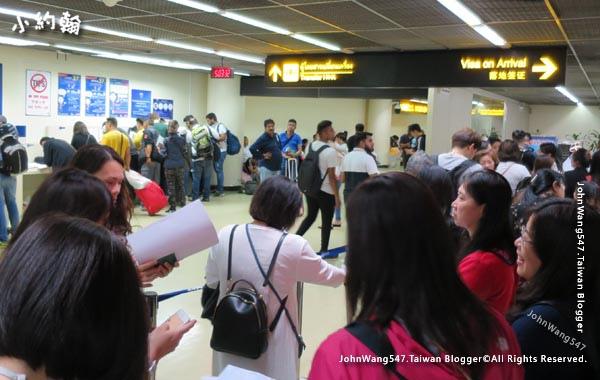 DMK廊曼機場落地簽證Visa on Arrival1.jpg