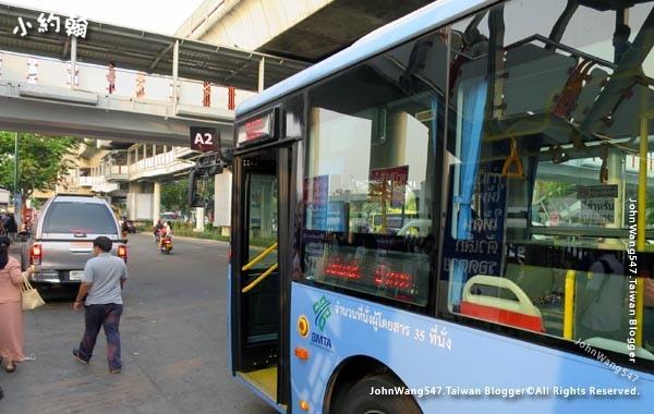 曼谷廊曼機場巴士A1A2 Bus2.jpg