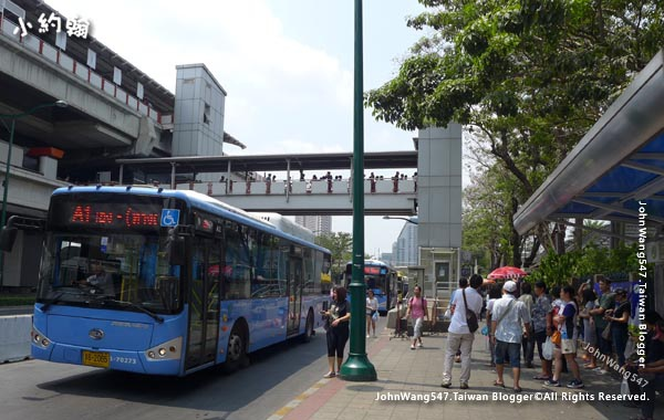Mochit  A1 A2 Bus  to Don Mueang airport1.jpg