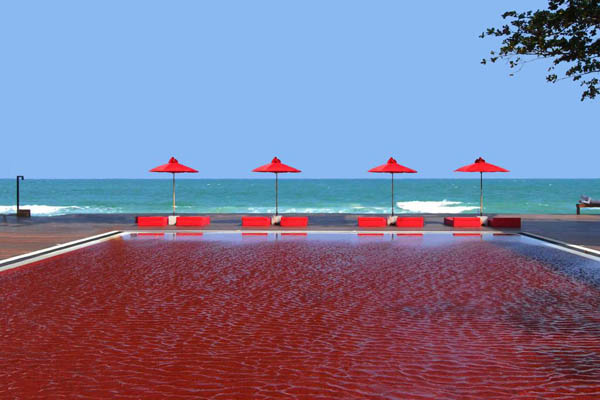 The Library Hotel red pool Koh Samui Chaweng Beach1.jpg