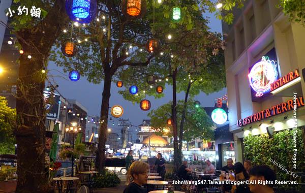 Le Bistrot & Le Terrace Chiang Mai1