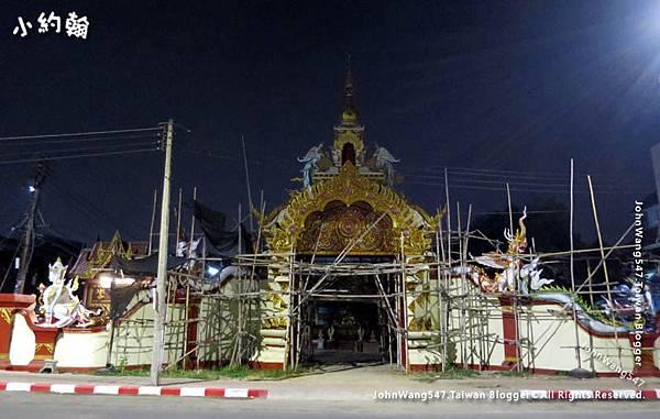 Wat Muentoom(Wat Muen Tum) chiang mai