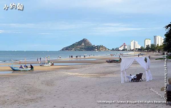 華欣沙灘HUA HIN BEACH