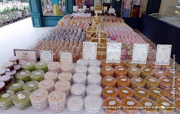 Hua Hin Mrigadayavan Palace dessert shop2.jpg