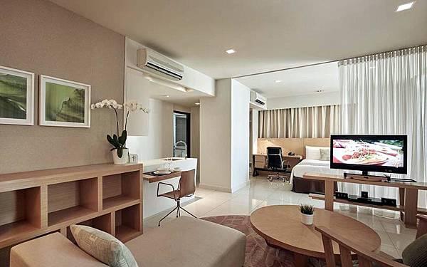 PARKROYAL Serviced Suites Kuala Lumpur room2.jpg
