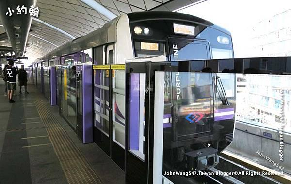 曼谷地鐵紫線Bangkok MRT Purple Line.jpg