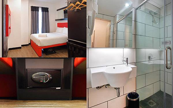 Tune Hotel PWTC Kuala Lumpur room3.jpg