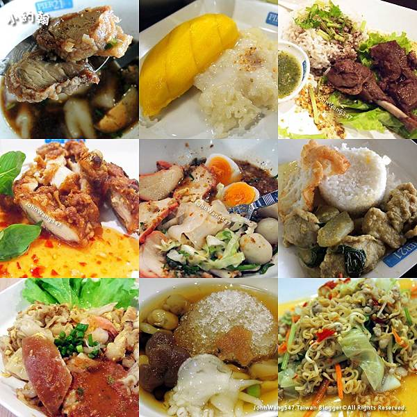 曼谷必吃百貨美食街Terminal21 Bangkok