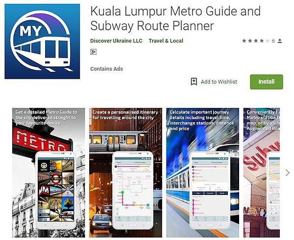 Kuala Lumpur Metro Guide and Subway Route Planner
