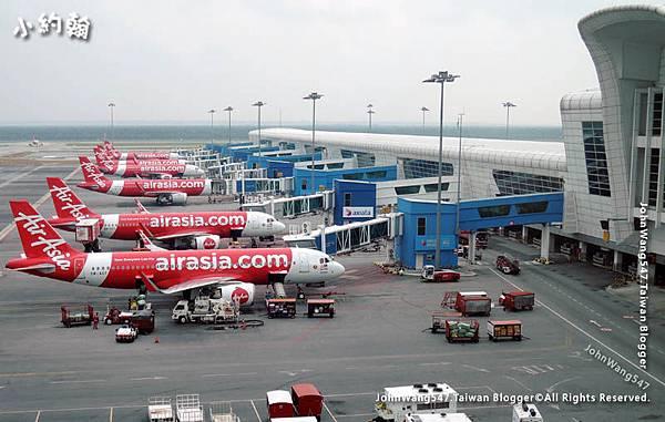 AirAsia吉隆坡KLIA2直飛泰國華欣