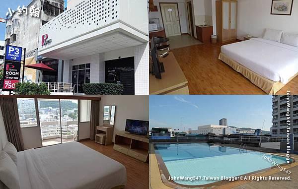 Pxpress Hotel Thailand so good