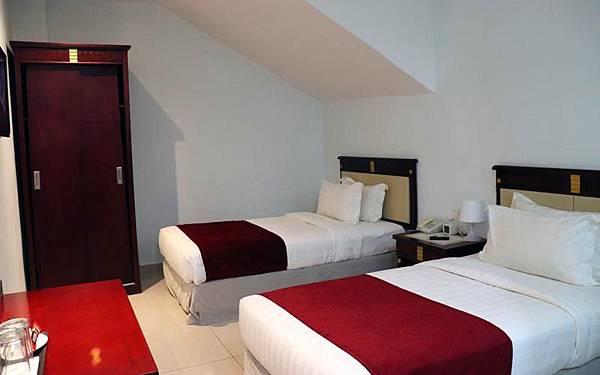 W Hotel@Masjid Jamek Kuala Lumpur room.jpg