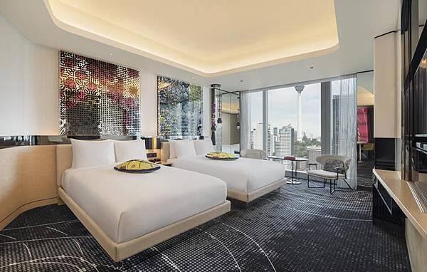 W Hotel Kuala Lumpur room