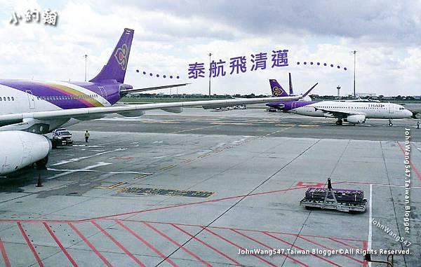 泰國航空Thai Airway飛清邁.jpg