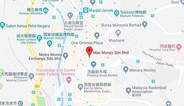Max Money Exchange Lebuh Pudu map.jpg