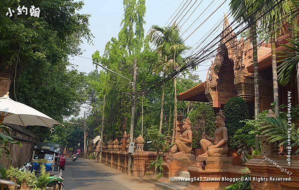 Phor Liang Meun Terracotta Arts Hotel ChaingMai