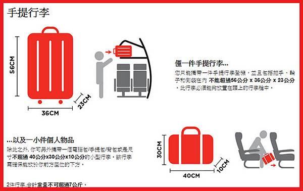 廉航AirAsia亞航手提行大小重量.jpg