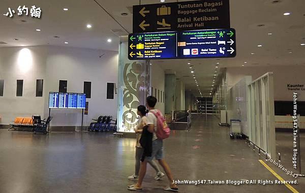 入境馬來西亞吉隆坡Klia2機場.jpg