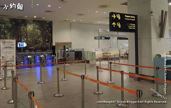 入境馬來西亞吉隆坡Klia2機場3.jpg