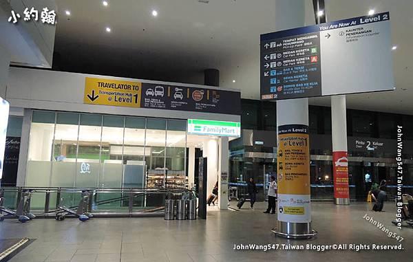入境馬來西亞吉隆坡Klia2機場8.jpg